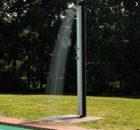 douche solaire piscine